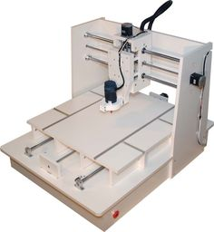 The Creation Station is the first high quality, high performance CNC machine that is affordable to anyone.
