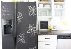 chalkboard paint backsplash images | Driven By Décor: Design Inspiration: Kitchen Chalkboards
