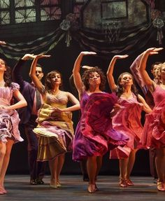 West Side Story is full of skirt flipping fun!
