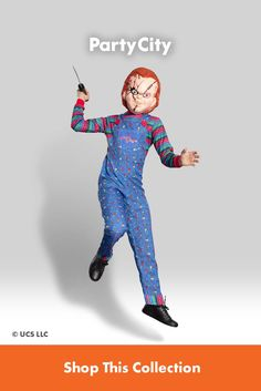 Find all your kids Halloween costumes at Party City. Group Costumes, Halloween Costumes For Kids, Party, Fun, Fictional Characters, Halloween Costumes For Children, Parties, Fantasy Characters, Hilarious