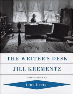 Amazon.com: The Writer's Desk (9780679450146): Jill Krementz, John Updike: Books