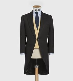 Formalwear can be a bit of a minefield and with this in mind we've put together this simple guide to traditional morning suit etiquette. MORNING COAT – the morning cut …