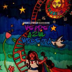 """Caribano regala versión en vivo del tema """"Verde, azul, violeta"""" http://crestametalica.com/caribano-regala-version-vivo-del-tema-verde-azul-violeta/ vía @crestametalica"""