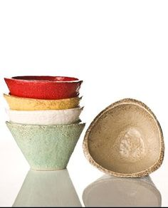 Fortunata Casa Mia Cereal Bowls Handmade Italian Ceramics