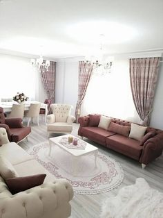 F You Will Be Inspired For Sofa Sets Color Combinations .- Koltuk Takımları Renk Kombinleri için İlham Alacağınız Fikir Ideas You Will Be Inspired For Sofa Sets Color Combinations - Living Room Sofa, Home Living Room, Interior Design Living Room, Living Room Designs, Living Room Decor, Home Decor Furniture, Furniture Design, Modern Furniture, Drawing Room Furniture