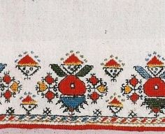 Clothes and Embroidery. Figure ✳1