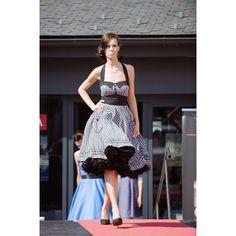 Karované retro šaty Salons, Ballet Skirt, Retro, Skirts, Fashion, Lounges, Moda, La Mode, Skirt