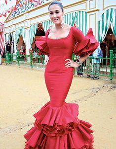 vicky martin berrocal de flamenca