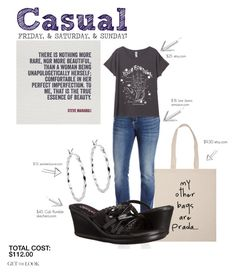 """CASUAL Friday, Saturday & Sunday"" by kleasterling ❤ liked on Polyvore featuring Jewel Exclusive, Lee and Skechers"