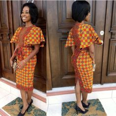 Best Latest African fashion clothing looks Hacks 6348083297 African Fashion Designers, African Fashion Ankara, Latest African Fashion Dresses, African Print Fashion, Africa Fashion, Fashion Prints, Fashion Styles, Fashion Outfits, African Wear Dresses