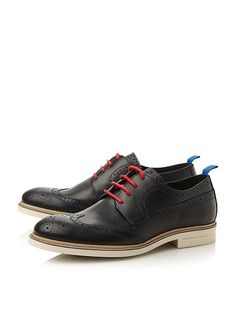 Collective Lace Up Casual Brogues Mens Work Shoes, Brogues, Me Too Shoes, Derby, Oxford Shoes, Dress Shoes, Lace Up, Mens Fashion, Casual