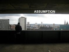 Alfie Barker's film Assumption will be shown at Life Fest on May 5th! http://alfiebarker.com/projects/assumption