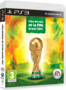 FIFA WORLD CUP 2014 PARA PS3