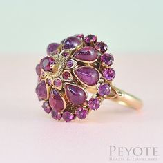 asian princess style ring - Google Search