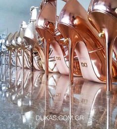 "3,607 ""Μου αρέσει!"", 6 σχόλια - DUKAS (@dukascomgr) στο Instagram: ""'HEEL HEAVEN' at #DUKAS Showroom • Shop Online at www.dukas.com.gr • Discover 2017 Spring Summer…"""
