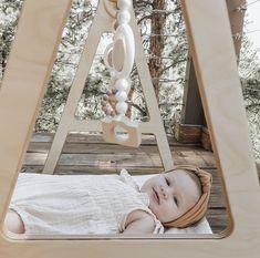 The cutest baby girl using our wooden play gym and teethers! #thebabyniche #teether #teething #babyessentials #babygifts #babyshowergifts #babyboy #babygirl #musthave #canadian #yyc #momlife #mompreneur #babygear #modernmom #modernbaby #teethingtips #babytips #babytoys #wheatlandwoodshop #woodentoys #toys #playgym #playroom #nursery #babyproducts #nurserydecor #babylove #babystuff #babygirlclothes Baby Shower Gifts, Baby Gifts, Handmade Baby Items, Wooden Baby Toys, Play Gym, Teething Toys, Cute Baby Girl, Baby Hacks, Baby Bows