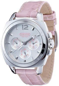 Coach Women's Watch Boyfriend Style 14501437 Chronograph Pink Leather Strap Coach,http://www.amazon.com/dp/B0083GMRJU/ref=cm_sw_r_pi_dp_dUjXsb02C9AN3255