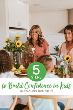 Parenting tips, build confident kids, teach your children skills, 5 steps to teach your kids skills and watch their confidence grow. Start teaching your children skills now and build their confidence from a young age. Mindful Parenting, Single Parenting, Parenting Humor, Parenting Advice, Family Activities, Toddler Activities, Every Mom Needs, Parenting Toddlers, Confidence Building