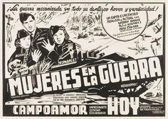 """Fernando Bryce """"Mujeres en guerra"""""""