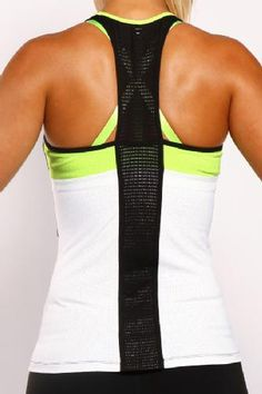 Singlet Tops for Training, Running, Gym or Sports - Lorna Jane