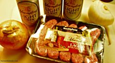 Nothing beats a good brat. I now have my favorite way to make beer brats and onions with this grilled beer brats in a beer hot tub recipe. Brats Recipes, Beer Brats, Light Recipes, Summer Fun, Sausage, Grilling, Tub, Drinks, Food