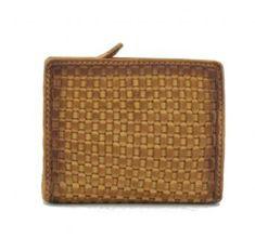 !!!Harbour 2nd Geldbeutel Soft Weaving 2 Oriental Mustard gelb Hari