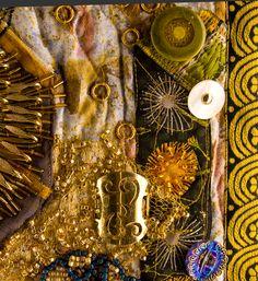 Quilt Art | Art Quilt Creation Techniques Archives - Fiber Fantasies