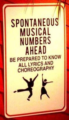 I <3 Musicals!