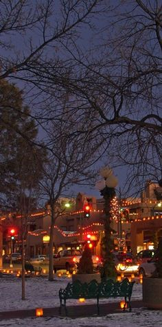 Things to Do in Santa Fe | Santa Fe Holiday Events