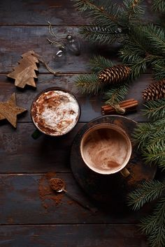 """Wooden backdrops > Backdrop """"Hampshire"""" Buy from e-shop Christmas Mood, Rustic Christmas, All Things Christmas, Xmas, Christmas Roast, Christmas Coffee, Autumn Aesthetic, Christmas Aesthetic, Coffee Photography"""