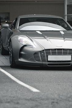 'The One!' Aston Martin One-77