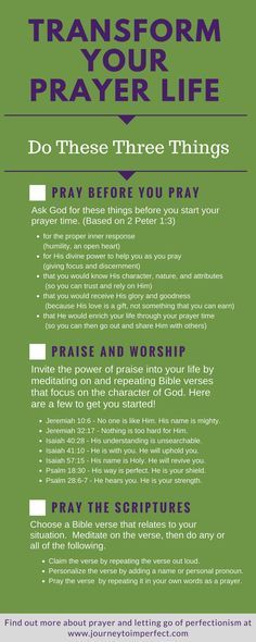 Powerful Strategies to Transform Your Prayer Life Prayer isn't always easy! The great thing is that God will equip us! Read to find out about three powerful strategies that can help transform your prayer life! Prayer Scriptures, Bible Prayers, Bible Verses, Faith Bible, Power Of Prayer, My Prayer, Prayer Room, The Words, Religion