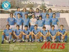 Timaço de Maradona e Careca com as narrações do Silvio Luiz nos anos 90...   Com direito a time de botão com escudo recortado da Revista Placar.