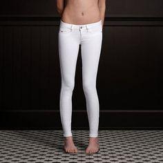 Hollister light blue super skinny jeans  Shoes Clothes