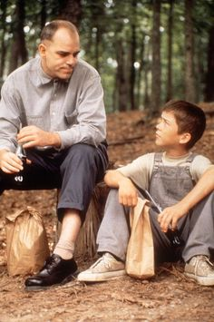 Sling Blade. THERE ARE SO MANY GOOD MOVIES IN THIS WORLD