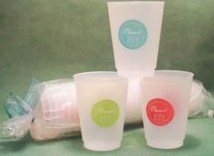Cheers Cups (25/pk) — Party Cup Express