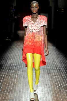 Manish Arora Spring 2011 Ready-to-Wear