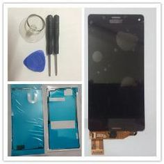 [ 24% OFF ] For Sony Xperia Z3 Compact Lcd Display Z3 Mini Lcd D5803 D5833 Touch Screen Digitizer Assembly + Adhesive + Tools