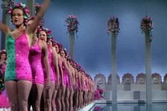 Costume design history, film history, fashion history, Old Hollywood style, style of the movies Synchronized Swimming, Swimming Pools, Ester Williams, The Great Ziegfeld, Busby Berkeley, Broadway, Old Hollywood Style, West Hollywood, Classic Hollywood