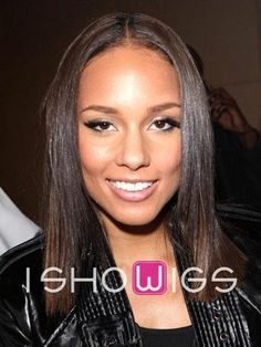 Great Mid-length African American Full Lace Wig http://www.ishowigs.com/great-mid-length-african-american-full-lace-wig.html