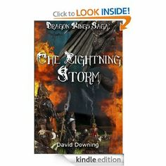 Dragon Kings Saga: The Lightning Storm by David Downing. $3.54. 250 pages. Publisher: David Lee Downing; 1.2 edition (January 3, 2013). Author: David Downing