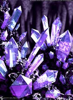 So cool ~ 'Chrystalised Purple'