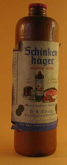 Klarer Korn - das Getränk der Männer nach dem Essen, nach dem Grillen ... als das schlichte Hochprozentige noch In war :-)