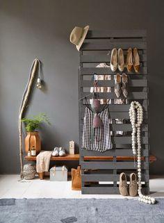 HOME & GARDEN: 90 idées pour recycler des palettes
