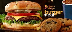 Take a Bite of Delicious #JuicyCamelBurger Meal for 20 AED. Includes Camel Burger + #LaysSalt + Soft Drink + Large Chocolate Chip Cookie at Cafe 2 Go in 3 Locations. To check/buy the #deal, click on the below link http://www.kobonaty.com/cafe-2-go-camel-burger-meal-lays-salt-soft-drink-large-chocolate-chip-cookie