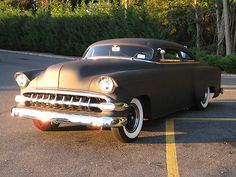Chevrolet : Bel Air/150/210 210 Delray 1954 Chevy - http://www.legendaryfinds.com/chevrolet-bel-air150210-210-delray-1954-chevy/