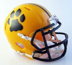 St. Ignatius (Cleveland) (OH) High School Mini Football Helmet by T-Mac Sports