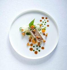 bar champignons et chlorophylle / Inconnu chef