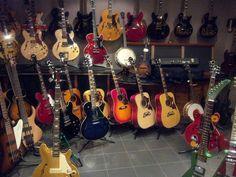 Gibson Guitar NYC
