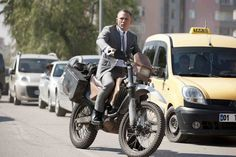 Skyfall hits movie theatres this October and 007 fans will be thrilled to see their hero astride a Honda CRF 250R. Besides a variety of luxurious cars equipped with all sorts of gadgetry, the 007 star will be offering viewers some high action drama on a Honda vehicle. Honda on their part are happy to see their CRF up for some action in the film and are also planning some high action activities to coincide with the release of the movie.